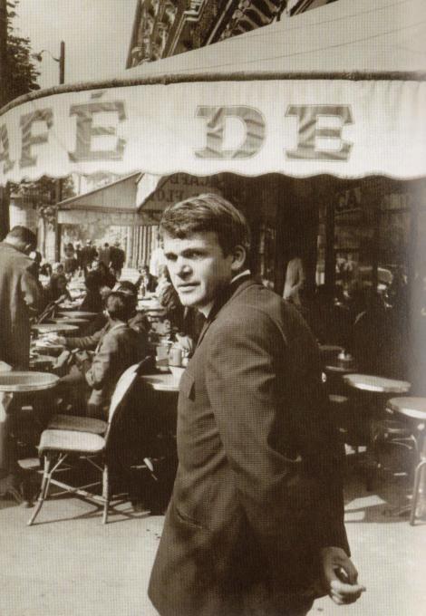Milan Kundera, author of The Unbearable Lightness of Being