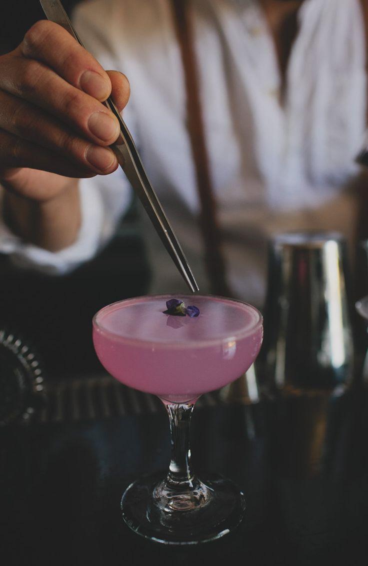Drinking violets part 2 violet cocktails the