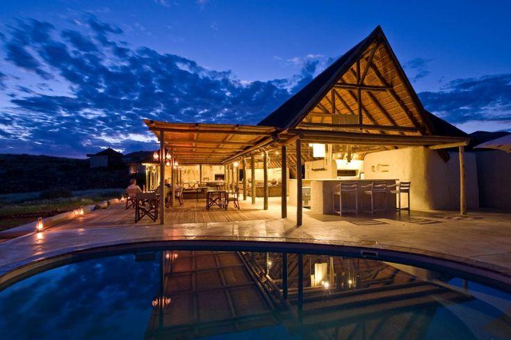 40 eco-hotels to visit before you die - Matador Network :: #27 Damaraland Camp #Namibia