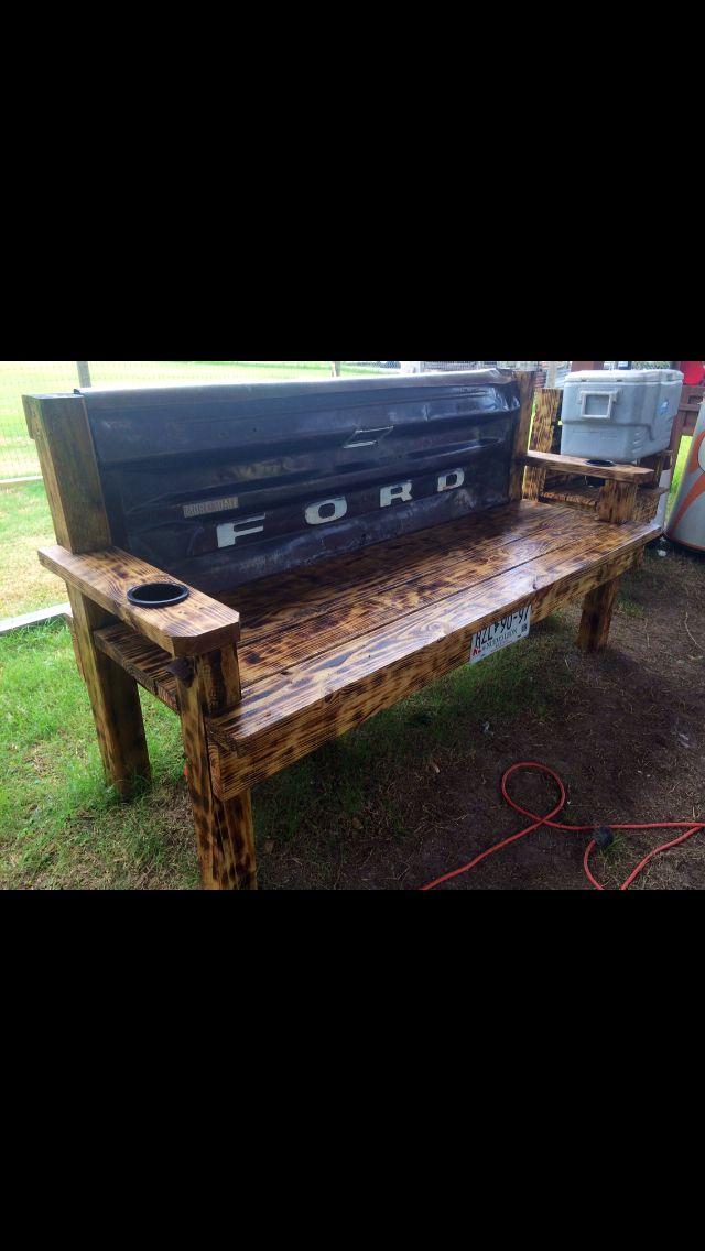 Best 25 Truck Tailgate Bench Ideas On Pinterest