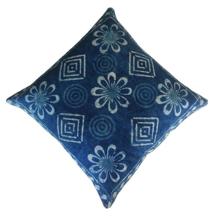 Dabu Spring Cushion Cover