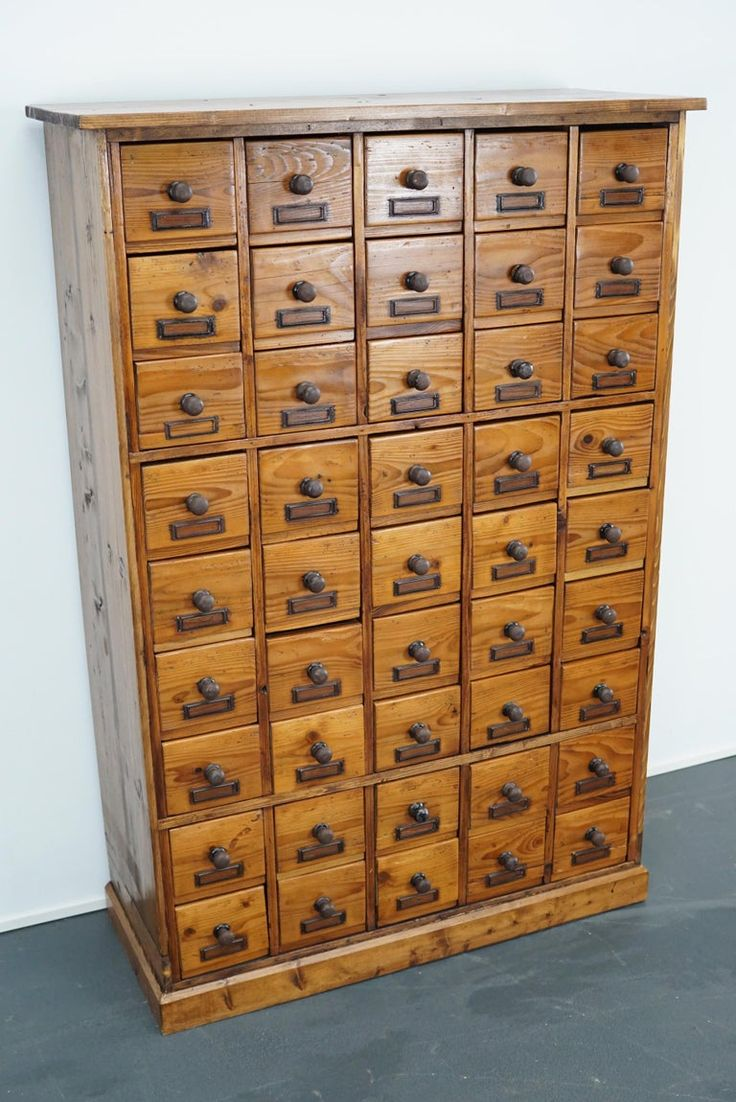 German Pine Apothecary Cabinet 1930s In 2020 Apothecary Cabinet Painting Wooden Furniture Apothecary