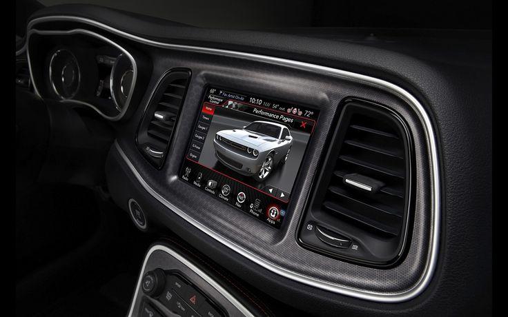 Dodge Challenger Dodge Challenger Pinterest Dodge Challenger Interior Dodge Challenger