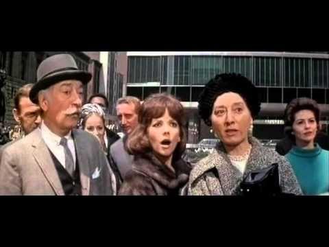 Пенелопа/Penelope, США (USA), фильм комедия 1966 г.