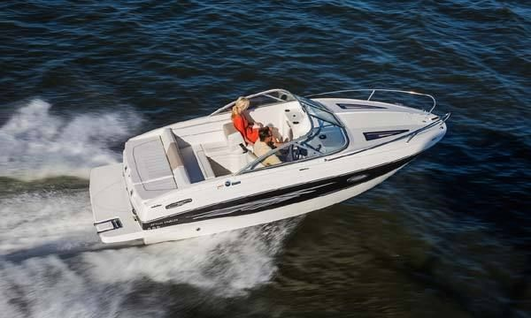 New 2014 Bayliner Boats 642 Overnighter Cuddy Cabin Boat Photos- iboats.com 1