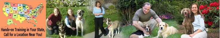 Dream Job.  Dog Training Los Angeles To New York Tuition, Trainer Courses - Animal Behavior College