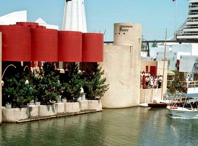 """Laurent ANTOINE """"LeMog"""" - World Expo Consultant: Expo'67 Montréal - Pavillon de Monaco #1"""