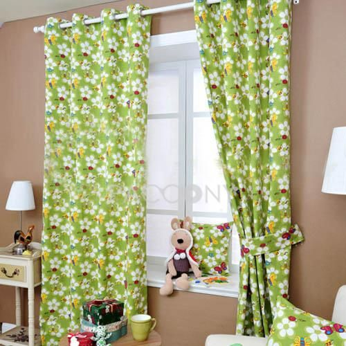 10 best curtains drapes images on pinterest sheet for Kid curtains window treatments