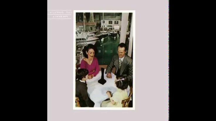 Led Zeppelin Presence (Full Album) Reversed.