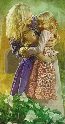 Jehovah our loving God has promised Someday soon we will see our dead loved ones again!