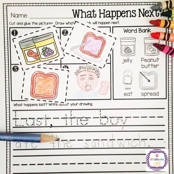 Think, Draw and Write Book Worksheet