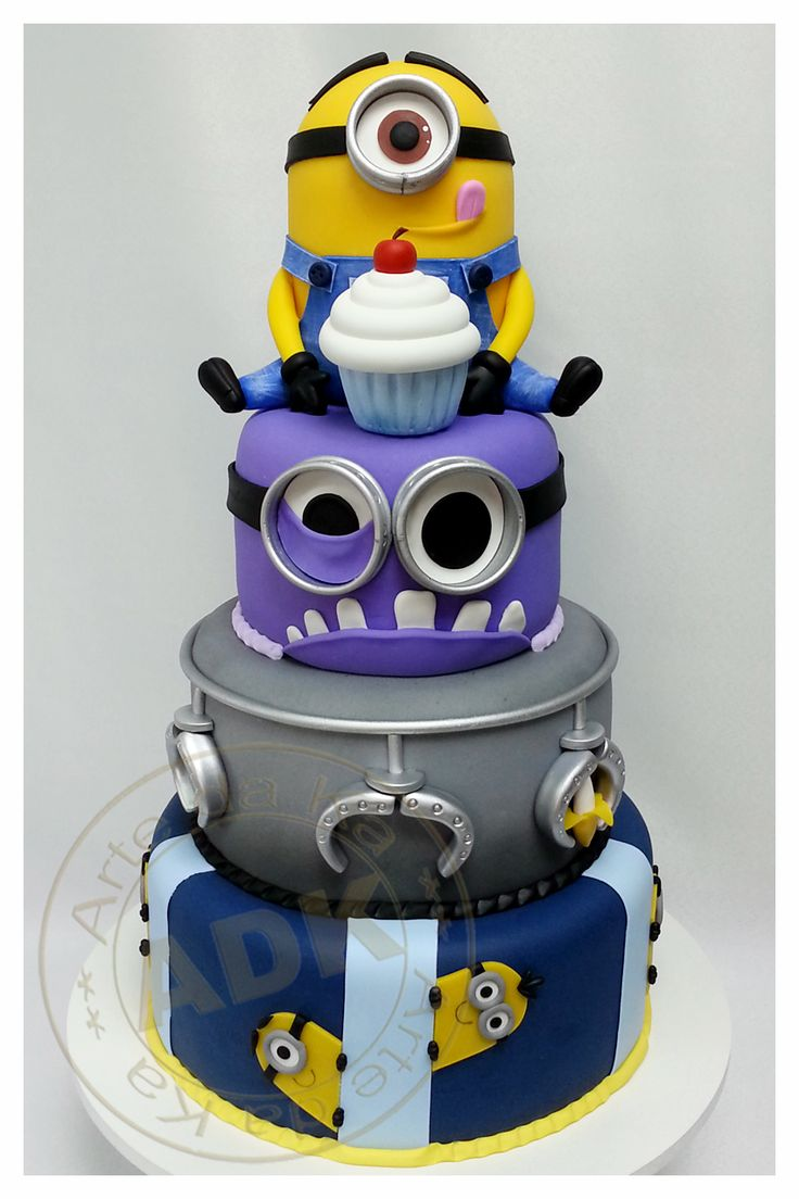 despicable me wedding cake topper 2346 best cakes images on cake toppers cake 13494