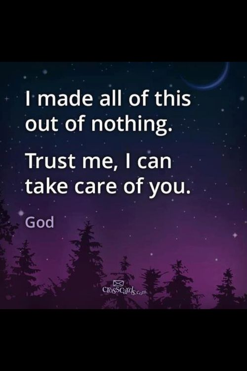 A good reminder when we're feeling overwhelmed.... Philippians 4:6-7, 19 // Matthew 6:25-34//  Romans 15:13 // Poverbs 3:5-6 // Romans 8:28
