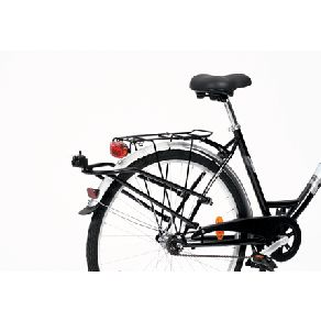 Einkaufstrolley- Andersen Kupplung Big Easy - am Fahrrad montiert schoenes-verschenken.de