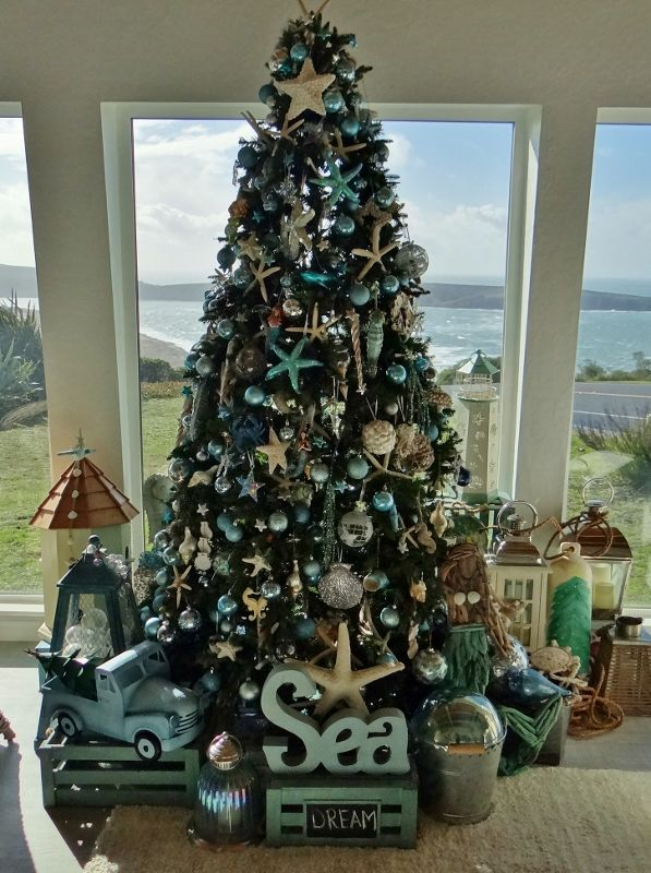 584 Best Coastal Nautical Christmas Ideas Images On