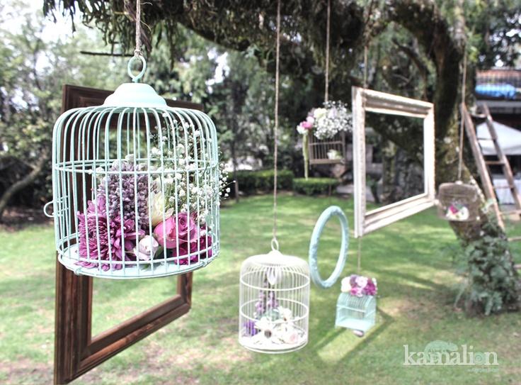 Bodas Decoracion Vintage ~ Wedding, Flower and Birds on Pinterest