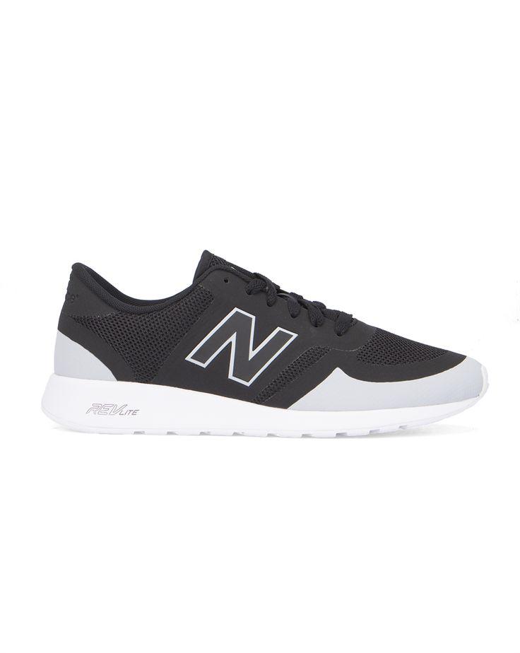 Sneakers 420 Noir - NEW BALANCE - Baskets NEW BALANCE pour homme, LIVRAISON et Retour 30J GRATUIT - Menlook.com : + de 250 marques à découvrir