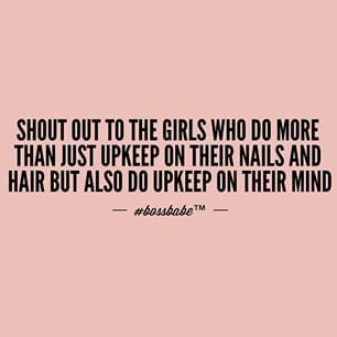 Aka the girls in the #BOSSBABE Netwerk™  (click the link in the bio)