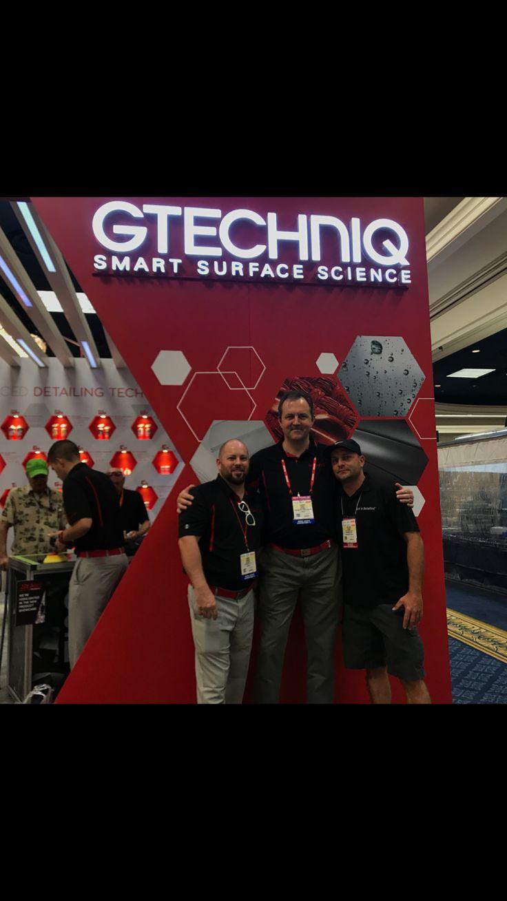 #sema2017 Gtechniq SEMA 2017 Las Vegas