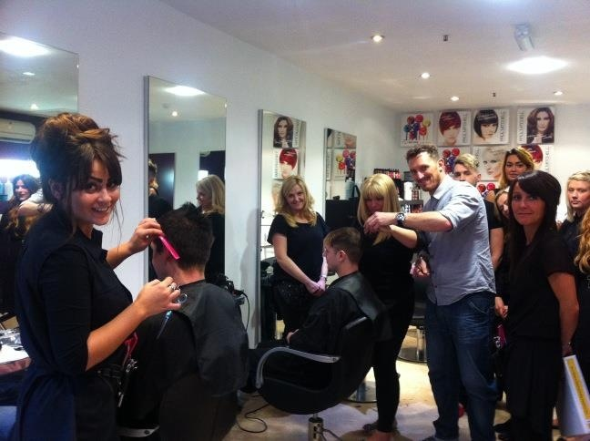 Barbering education,great day x