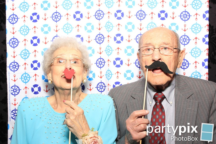 Mustache fun at any age! #Mustaches #Akron Photo Booth Rental #Cleveland Photo Booth #PartyPixExperience