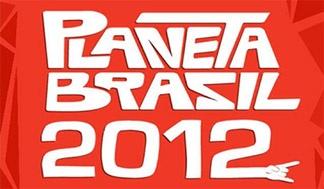 PLANETA BRASIL 2012 - Belo Horizonte/MG - 1 de Dezembro de 2012 - Central dos Eventos