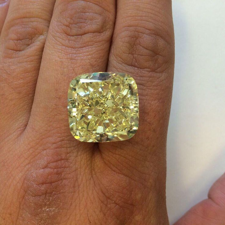 "52 Likes, 5 Comments - Diamond Dealer (@diamond.dealer) on Instagram: ""58 carat cushion GIA Fancy Yellow vs1 ex/ex . . . #Diamonds #diamonddealer #gia #igi #hrd #love…"""
