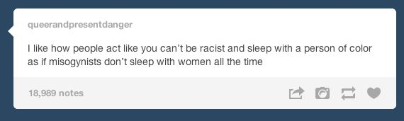 On interracial dating: | The 33 Realest Tumblr Posts About Being A Person Of Color