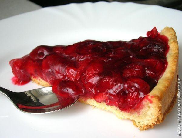 вишневый тарт