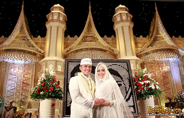 #hijab bride #syar'i - Oki Setiana Dewi (Indonesian Artist and Writer)