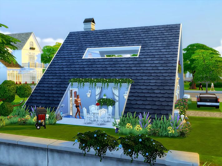 how to add buildings to sims 4