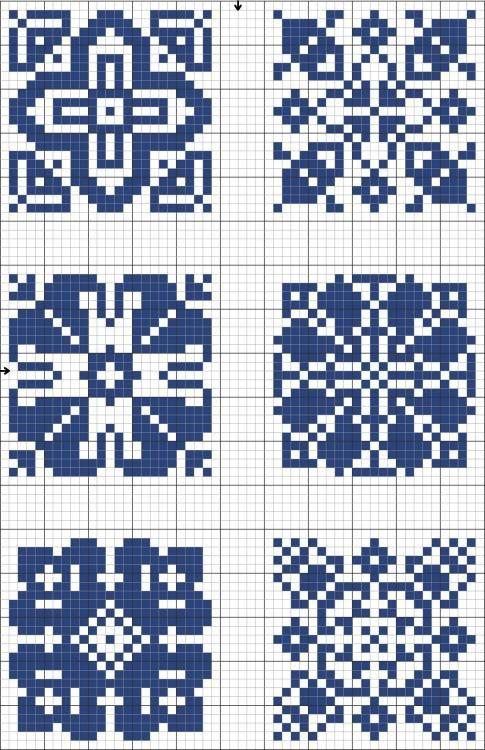 Blue tiles 05