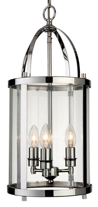 Firstlight Lightings range of Imperial interior hanging lanterns are available from Luxury Lighting. The Imperial Lantern is available in a choice of designs and finishes and is ideal for use in hallways. 8301CH