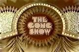 "1970S TV Show - talent contest where bad performers were ""gonged"" off the show"
