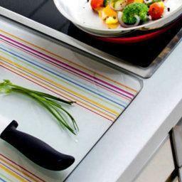 Herdabdeckplatten Stripes, 2er-Set bestellen | Weltbild.de