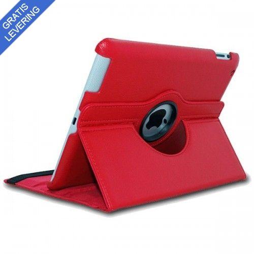 IPad Air 360 cover - Rød