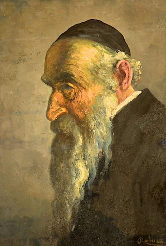 Cornel Raţiu (1882-1939) – RABINUL