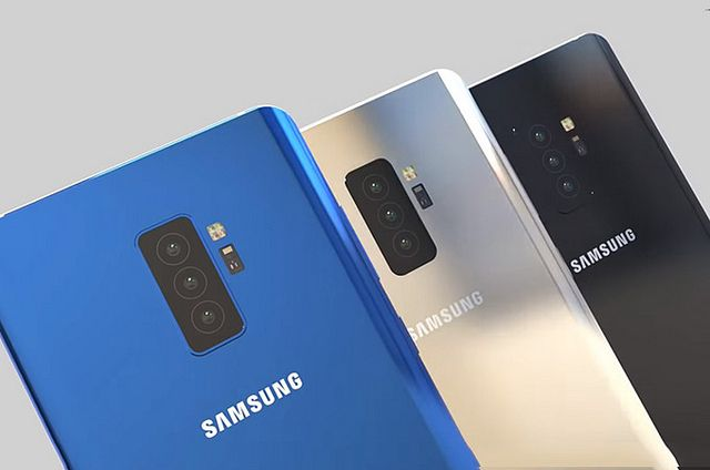 Samsung Galaxy S10 Plus Camera Samsung Samsung Galaxy Galaxy Smartphone