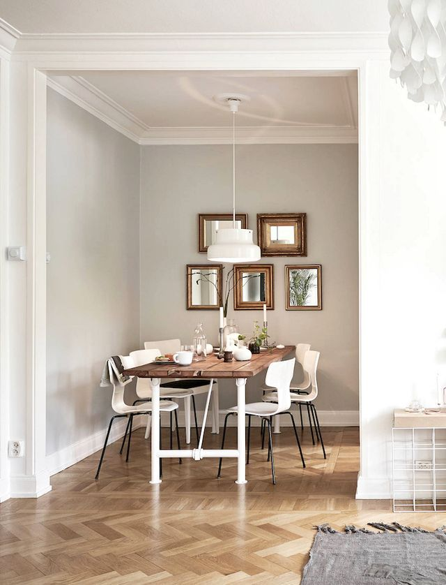 Interiors | Swedish Apartment (via Bloglovin.com )