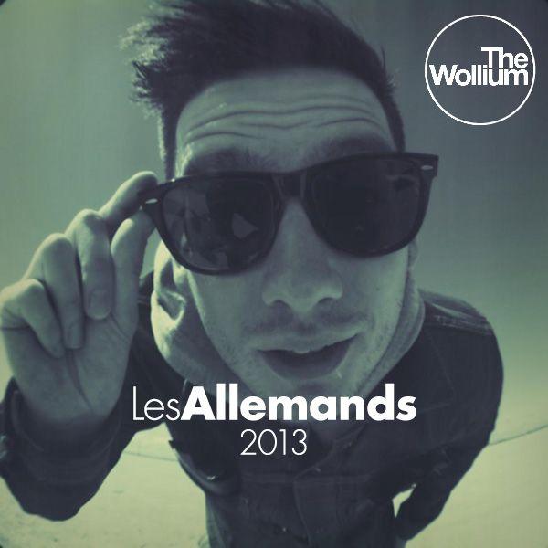 Mein neuer DJ Mix. Alle Tracks haben deutschen Gesang am Start. =)