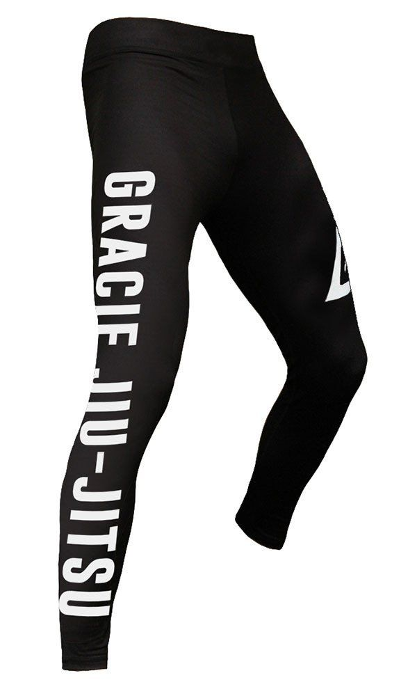 Side - Gracie BJJ Spats