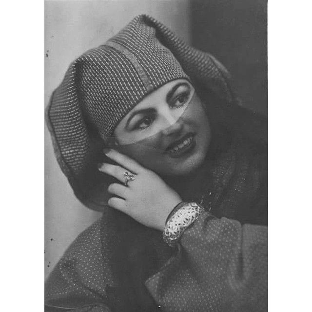 Découvrez en photos à quoi ressemblait la femme marocaine d'autrefois.
