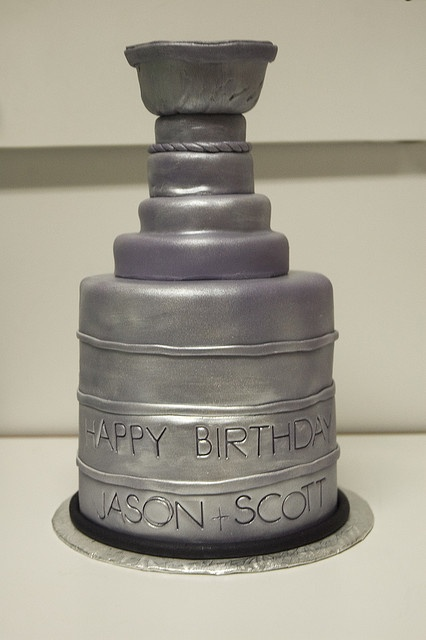 I want this as my birthday cake!  stanley cup