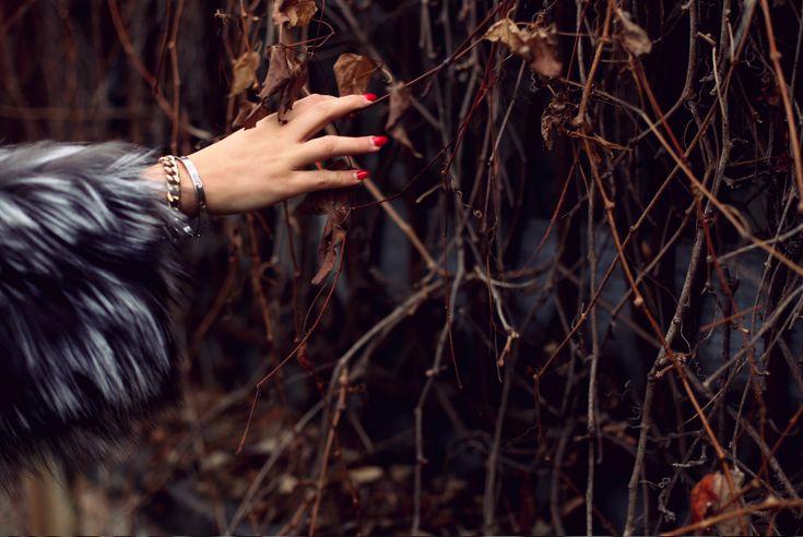 Païsi fur touch by Ana Morodan