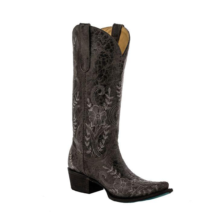 Lane Boots Women's Ashlee Lace Cowboy Boots