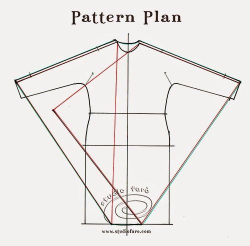 Pattern Puzzle - The Dolman Coat