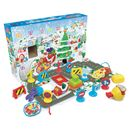 Vtech Toot-Toot Drivers Advent Calendar 194903 Countdown to Christmas with the fabulous Toot-Toot Drivers advent calendar! 24 fun play pieces including a cute Toot-Toot Drivers Truck, detachable SmartPoint trailer, Christmas decorations and more.  http://www.MightGet.com/january-2017-11/vtech-toot-toot-drivers-advent-calendar-194903.asp