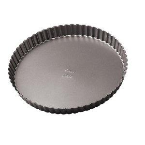 Mine Deep tart pan with removable bottom