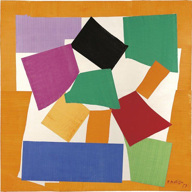 Matisse: The Snail (custom print)