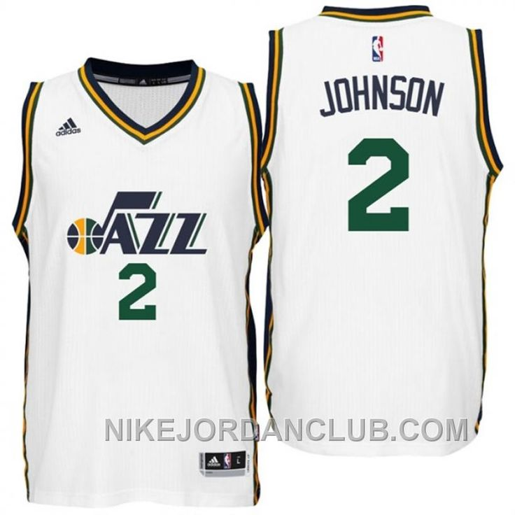 http://www.nikejordanclub.com/joe-johnson-utah-jazz-new-swingman-white-home-jersey-hot.html JOE JOHNSON UTAH JAZZ NEW SWINGMAN WHITE HOME JERSEY HOT Only $89.00 , Free Shipping!